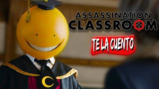 Assassination Classroom: El Pulpo que Destruyo la Luna