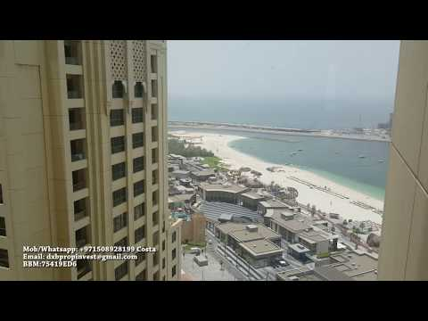 2 bedroom apartment - for Sale - Jumeirah Beach Residence Dubai