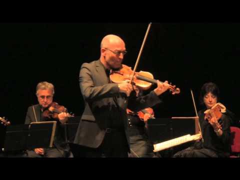 Gilles Colliard plays a Guarneri copy of Philippe Girardin