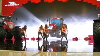 #SIMA2017 - Trattori, macchine agricole e innovazioni #agtech