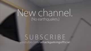 Earthquake at MMO Attack | Switching Channels