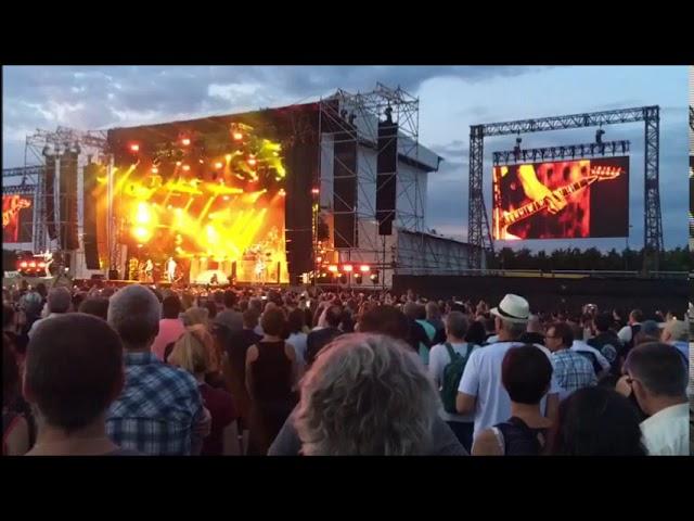 American Tours festival Scorpions film 01