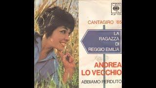 Pattacini - sarti 1965 cantagiro 65 girone b
