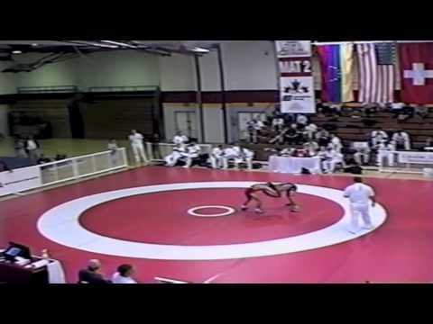 1999 Canada Cup: 54 kg Chikara Tanabe (JPN) vs. Jose Barreto Infante (VEN)