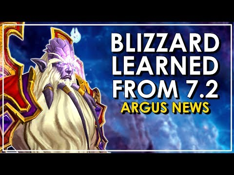 Patch 7.3: Brilliant News For Alts / Catchup & Killing Content Gating