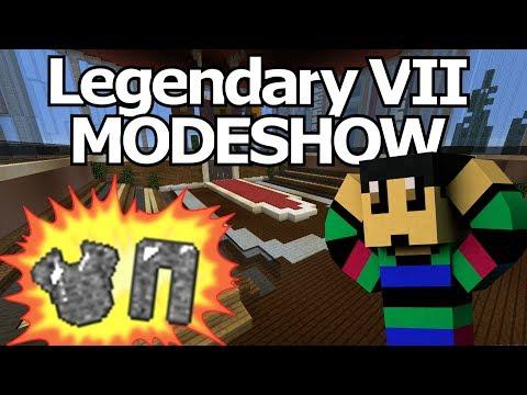 LEGENDARY VII MODESHOW (deel 1)!! - Minetopia - #435 | Minecraft Reallife Server