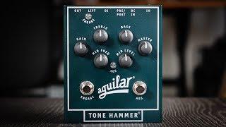 Aguilar Tone Hammer DI/Preamp - [DEMO]