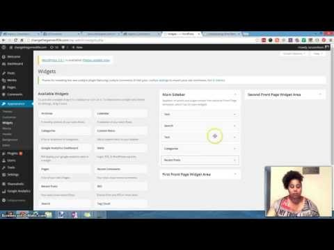 Wordpress Tutorial: How to Add a Banner
