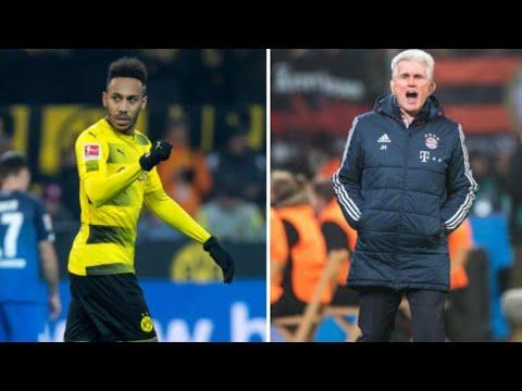 Why Bayern Munich Boss Jupp Heynckes Would Refuse To Sign Aubameyang Mp3