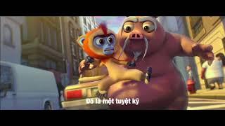 """Phim hoạt hình """"Tôn Ngộ Không Đại Náo New York"""" Trailer"""