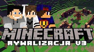 Minecraft Rywalizacja v3: Gońcie Mnie! Tiru Riru  w/ GamerSpace, Tomek90