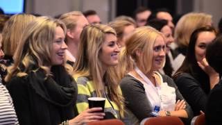 Britvic Wow Me conference highlights