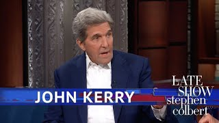 John Kerry Wishes White House Aides Didn't Have To Resist
