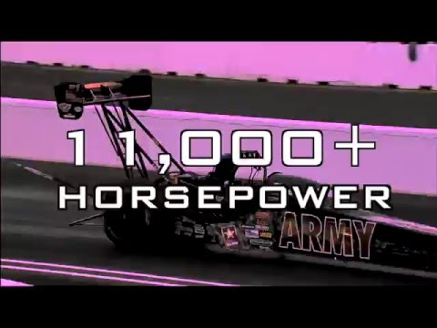 NHRA 101 Series:  How is Horsepower calculated? #NHRA