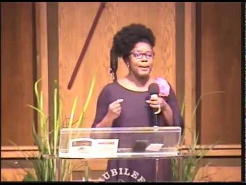 Lady Sandra Askew at Jubilee Womens Day 2019 - YouTube
