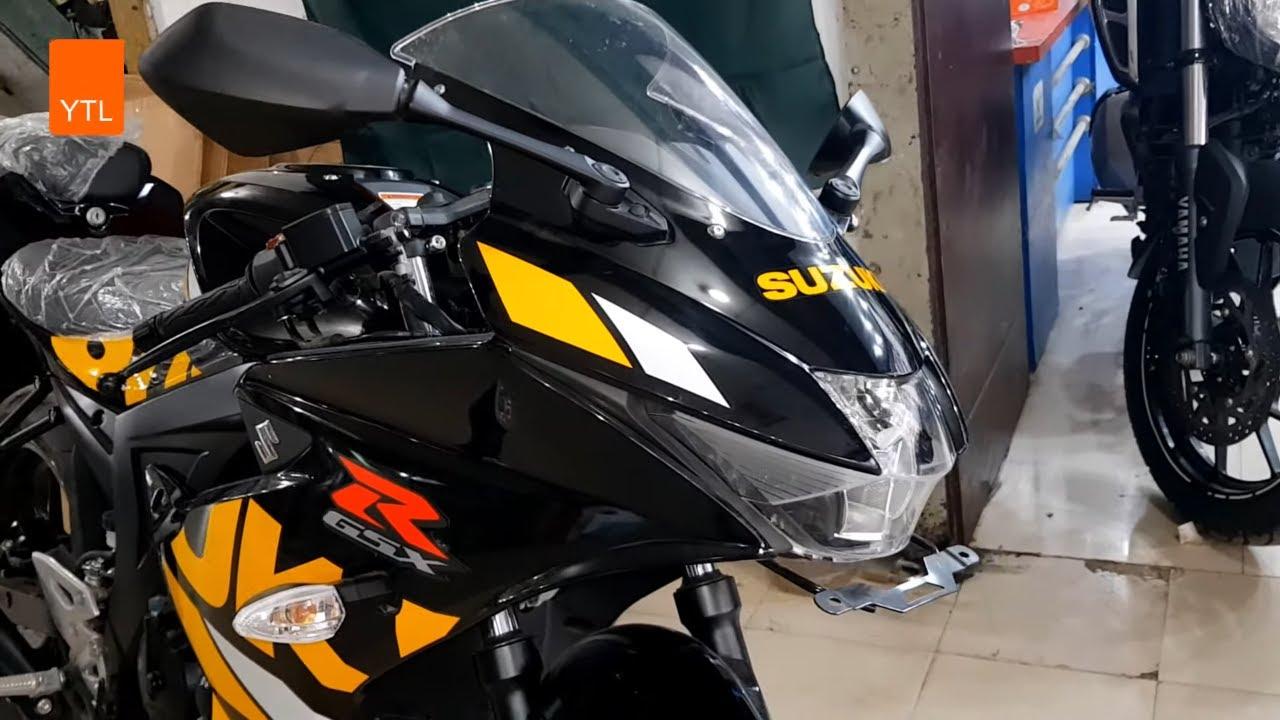 New Suzuki GSXR (GSX150R) Bike Hd Videos 2021