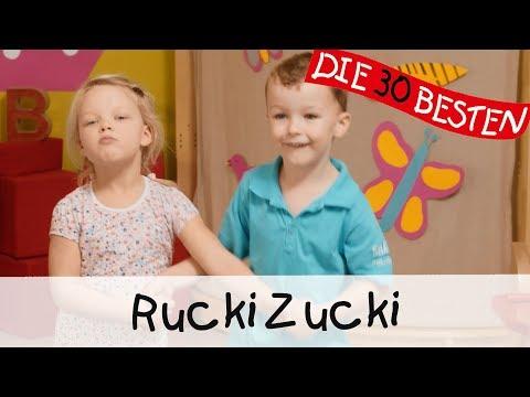 Rucki Zucki - Singen, Tanzen und Bewegen || Kinderlieder