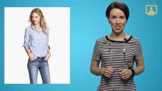 Модные тенденции весна - лето 2015. Урок стиля / VideoForMe - видео уроки