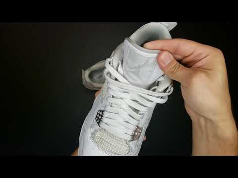 How to Clean Pure Money 4s- SOLE FRESH SOLE CLEAN