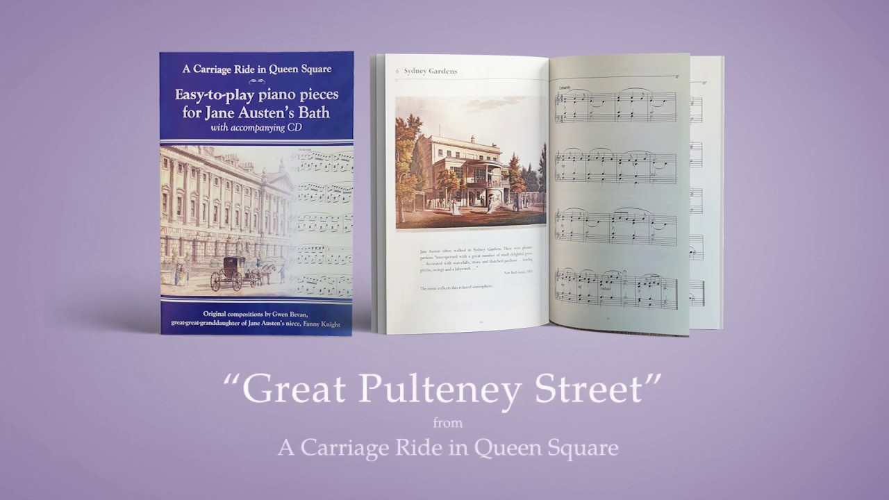 """An Excerpt from """"A Carriage Ride in Queen Square"""""""