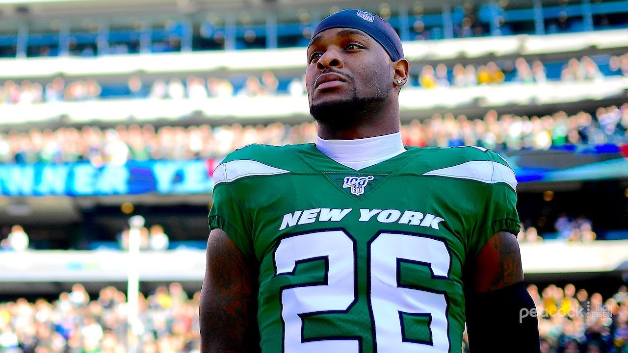 Marshall Faulk: Why Le'Veon Bell Should Sign with the Chiefs   The Rich Eisen Show   10/15/20