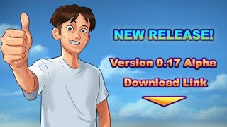 UPDATE!!! Summertime Saga V0.17 Download Link For PC and Android