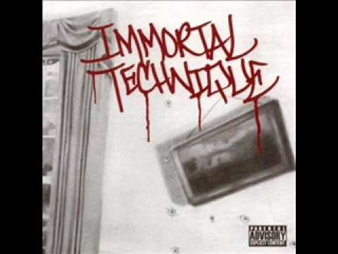 Immortal Technique - The Message And The Money
