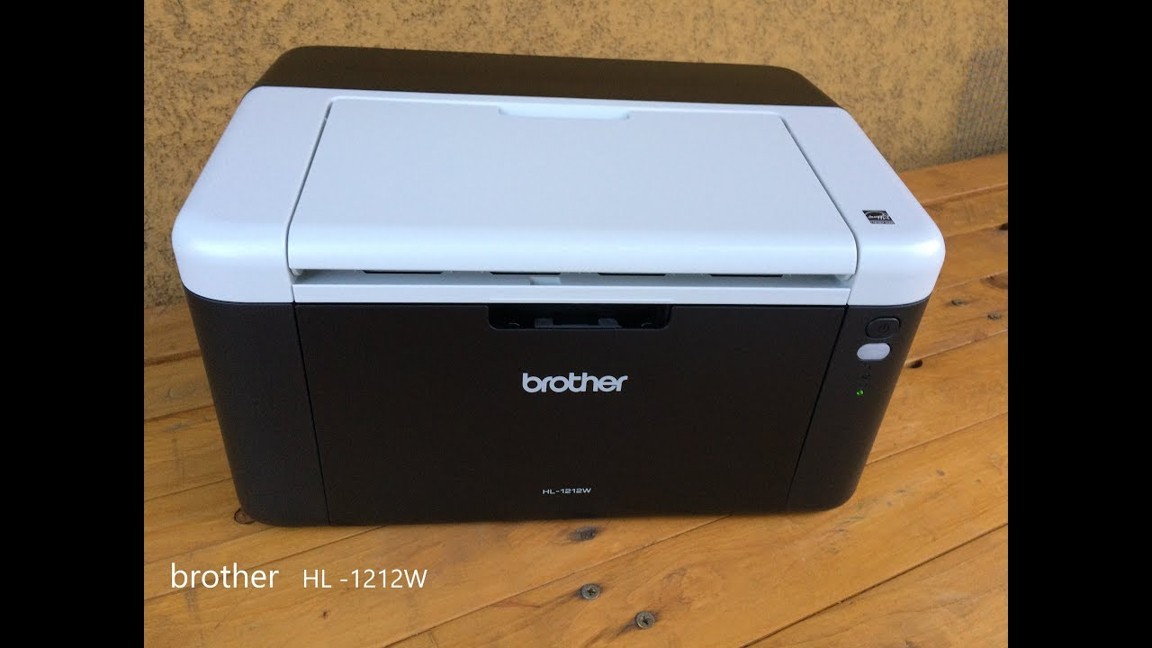 DOWNLOAD DRIVERS: BROTHER HL-1212W PRINTER