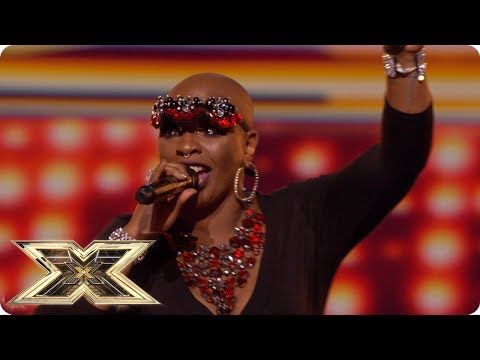 Janice Robinson returns with Dreamer after 23 years | Auditions Week 1 | The X Factor UK 2018