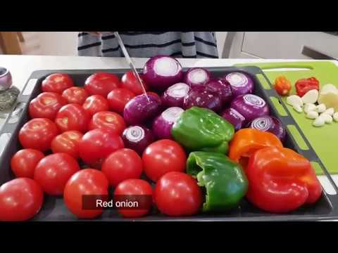HOW TO MAKE TOMATO BASE SAUCE FOR ALL STEW