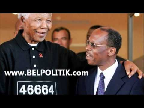Message: Jean Bertrand Aristide Re: Death of Nelson Mandela