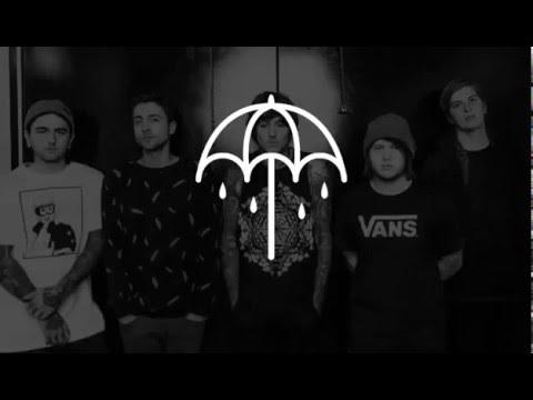 Avalanche - Bring me the Horizon (lyrics on tne screen)