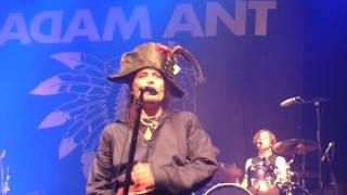 Watch Adam Ant Press Darlings video