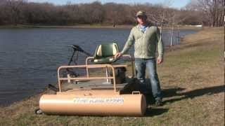 The Best Mini Pontoon Boat for Fishing
