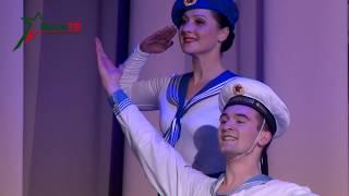 Военное обозрение (24.01.2019) Концерт ансамбля  песни и танца Вооруженных Сил