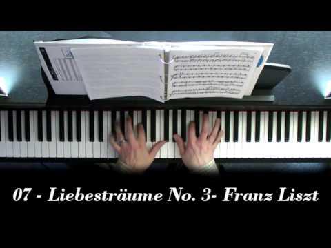 Liebestraum, no3  First attempt