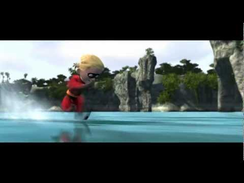 The Incredibles  100 Mile Dash
