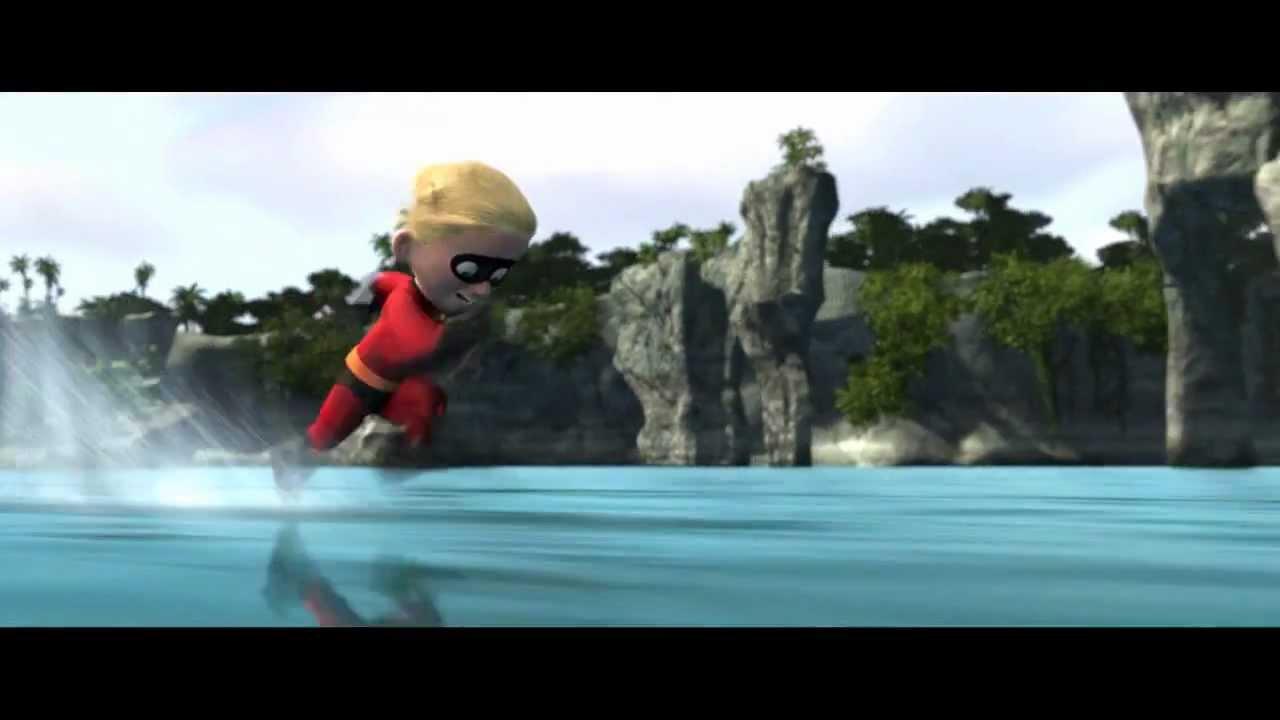 Download The Incredibles - 100 Mile Dash