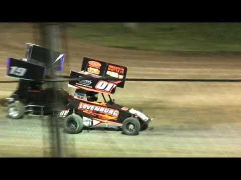 Delta Speedway 6/15/19 Jr Sprint Main Ty
