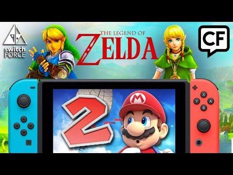 CF32: A New Switch Zelda, Super Luigi Odyssey, Switch Framerate Problems