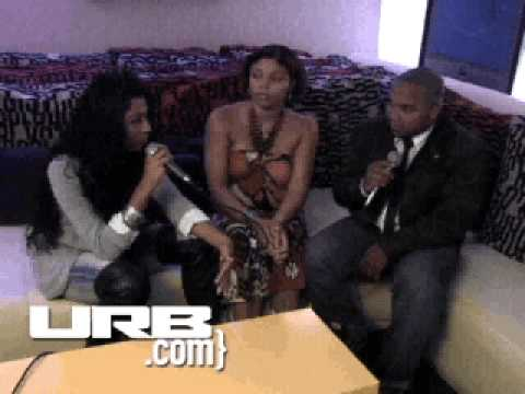MTV VMA Interview with Melanie Fiona at Jay Z's 40 40 Club