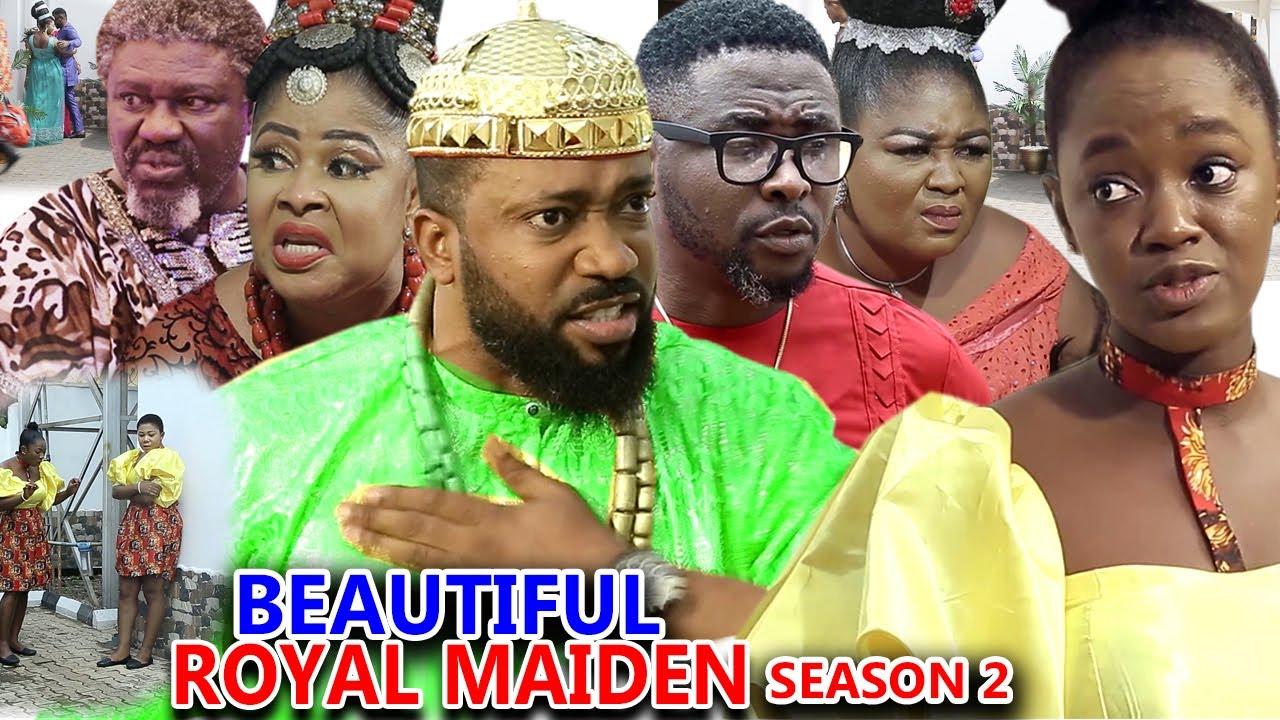 Download BEAUTIFUL ROYAL MAIDEN SEASON 2 - (New Movie) Fredrick Leonard 2020 Latest Nigerian Nollywood Movie