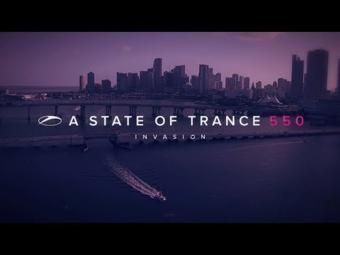 A State of Trance 550: Miami video report