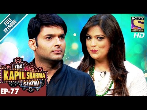 The Kapil Sharma Show - Ep 77–दी कपिल शर्मा शो–Richa Sharma In Kapil's Show–28th Jan 2017
