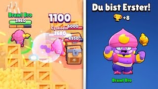 GENE IST ZU KRASS!! NEUER BRAWLER in SHOWDOWN Gameplay in Brawl Stars