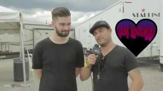Interview with Dj Dyro On Love This City TV