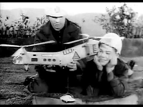 "Classic Toys - ""Remco Piasecki H-21 Whirlybird"" - 1960"
