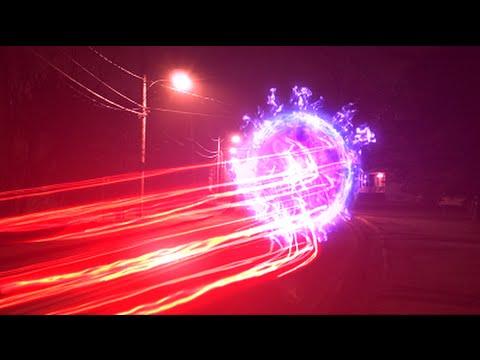 Adobe flash lightning effect youtube