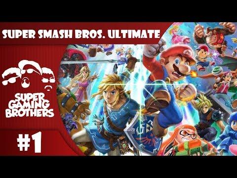 SGB Play: Super Smash Bros. Ultimate - Part 1