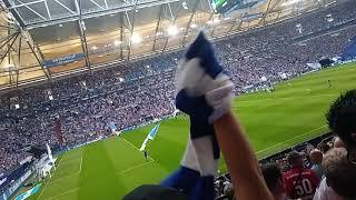 Fc schalke 04 song live in der veltins Arena auf Schalke